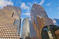 Goldman Sachs Headquarters , 200 West Street, New York City, New York,  by Harry Cobb of Pei Cobb Freed,  World Financial Center