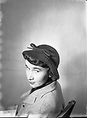 1954  - Hats (Winston's) at Dame St