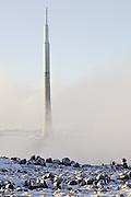 Communication Tower, Mount Wellington - Tasmania