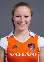 Den Bosch - 2012 Jong Oranje dames , U18, Sam Saxton.  COPYRIGHT KOEN SUYK