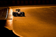Jenson Button, Mclaren Mercedes, Formula One Testing, Circuit de Catalunya, Barcelona, Spain, World Copyright: Jamey Price