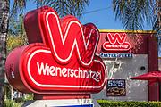 Wenerschnitzel at Washington Blvd and Rosemead in Pico Rivera