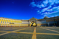 General Staff Building (Palace Square), St. Petersburg, Russia