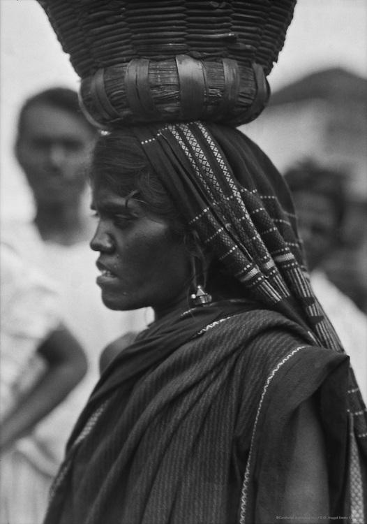 Woman, Madurai, India, 1929