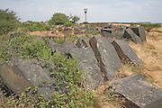 Quarry, Green Moor, Stocksbridge, Pennine Hills, near Sheffield, Yorkshire England