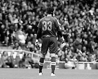 Arsenal's Petr Cech<br /> <br /> Photographer Kieran Galvin/CameraSport<br /> <br /> Football - Emirates Cup - Arsenal v Wolfsburg - Sunday 26th July 2015 - Emirates Stadium - London <br /> <br /> © CameraSport - 43 Linden Ave. Countesthorpe. Leicester. England. LE8 5PG - Tel: +44 (0) 116 277 4147 - admin@camerasport.com - www.camerasport.com