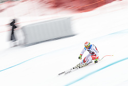 26.12.2017, Stelvio, Bormio, ITA, FIS Weltcup, Ski Alpin, Abfahrt, 1. Training, Herren, im Bild Beat Feuz (SUI) // Beat Feuz of Switzerland in action during 1st practice for the mens Downhill of FIS Ski Alpine Worldcup at the Stelvio course, Bormio, Italy on 2017/12/26. EXPA Pictures © 2017, PhotoCredit: EXPA/ Johann Groder