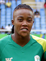 Fifa Woman's Tournament - Olympic Games Rio 2016 -  <br /> South Africa National Team - <br /> Shiwe NOGWANYA