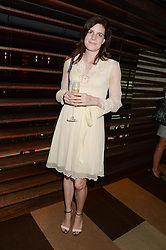 LADY LAURA CATHCART at a party to celebrate Ben Goldsmith guest-editing the July/August 2013 edition of Spears Magazine held at 45 Park Lane, London on 19th June 2013.