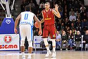 DESCRIZIONE : Eurocup Last 32 Group N Dinamo Banco di Sardegna Sassari - Galatasaray Odeabank Istanbul<br /> GIOCATORE : Blake Schilb<br /> CATEGORIA : Palleggio Schema Mani<br /> SQUADRA : Galatasaray Odeabank Istanbul<br /> EVENTO : Eurocup 2015-2016 Last 32<br /> GARA : Dinamo Banco di Sardegna Sassari - Galatasaray Odeabank Istanbul<br /> DATA : 13/01/2016<br /> SPORT : Pallacanestro <br /> AUTORE : Agenzia Ciamillo-Castoria/C.Atzori