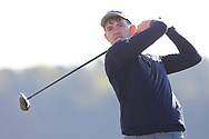 Adam Smith (Mullingar) on the 2nd tee during Round 2 of the Ulster Boys Championship at Donegal Golf Club, Murvagh, Donegal, Co Donegal on Thursday 25th April 2019.<br /> Picture:  Thos Caffrey / www.golffile.ie