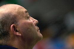 17-06-2000 JAP: OKT Volleybal 2000, Tokyo<br /> Nederland - Italie 2-3 / Perre Mathieu