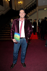 Dancer Craig Revel Horwood at the opening night of Totem by Cirque du Soleil held at The Royal Albert Hall, London on 5th January 2011.