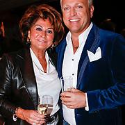 NLD/Amsterdam/20130121 - CD presentatie Geloof, Hoop en Liefde van LA the Voices, Christine Kroonenberg en Gordon Heuckeroth