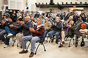 12/8/13 12:28:50 PM -- Albuquerque NM  --Presentation of supplies for Operation Comfort Warriors gifts to the Raymond G. Murphy VA Medical Center in Albuquerque, N.M..<br /> <br />  --    Photo by Steven St John