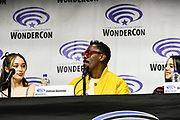 Colman Domingo at Wondercon in Anaheim Ca. March 31, 2019
