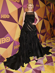 """Lena Dunham and Jennifer Konner at HBO's """"Golden Globe Awards"""" After Party held at the Beverly Hilton Hotel on January 7, 2018 in Beverly Hills, CA. Janet Gough/AFF-USA.com. 07 Jan 2018 Pictured: Gwendoline Christie. Photo credit: MEGA TheMegaAgency.com +1 888 505 6342"""