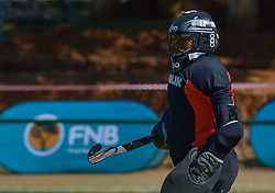 Thando Mtlana of Clarendon during day two of the FNB Private Wealth Super 12 Hockey Tournament held at Oranje Meisieskool in Bloemfontein, South Africa on the 7th August 2016, <br /> <br /> Photo by:   Frikkie Kapp / Real Time Images