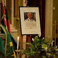 Requiem in onore di Nelson Mandela