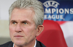 23.10.2012, Grand Stade Lille Metropole, Lille, OSC Lille vs FC Bayern Muenchen, im Bild Trainer Jupp HEYNCKES (FC Bayern Muenchen) // during UEFA Championsleague Match between Lille OSC and FC Bayern Munich at the Grand Stade Lille Metropole, Lille, France on 2012/10/23. EXPA Pictures © 2012, PhotoCredit: EXPA/ Eibner/ Ben Majerus..***** ATTENTION - OUT OF GER *****