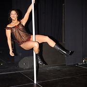 Playboy Night 2004, model, paaldansen
