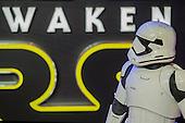 Star Wars The Force Awakens premier