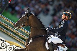 Michael Jung, (GER), Fischerrocana FST - Jumping Eventing - Alltech FEI World Equestrian Games™ 2014 - Normandy, France.<br /> © Hippo Foto Team - Leanjo De Koster<br /> 31-08-14