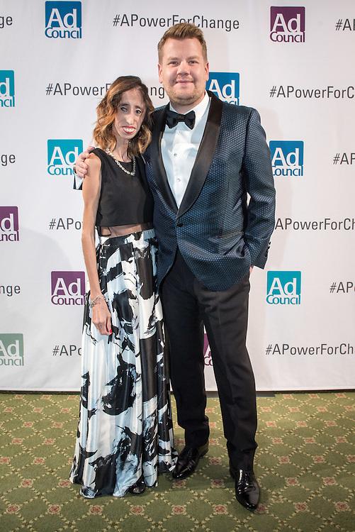 The Ad Council's Annual Public Service Award Dinner honoring Adobe President Shantanu Narayen. Photo Ken Cedeno
