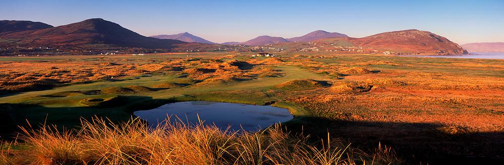 Photographer: Chris Hill, Ballyliffen Golf Club, County Donegal