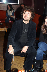 Actor MICHAEL SHEEN at a party to celebrate a new collection of sexy underware by Janet Reger called 'Naughty Janet' held at 5 Cavendish Square, London on 19th October 2004.<br />