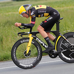 KNOKKE HEIST (BEL) July 10 CYCLING: <br /> 3th Stage Baloise Belgium tour Time Trial: Romy Kasper