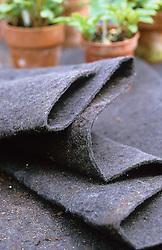 Capillary matting