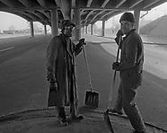 Denver Street Cleaners Under I-70