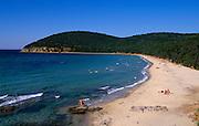 Cala Violina beach.