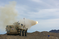 August 1, 2018 - Xinjian, Xinjian, China - Xinjiang, CHINA-The air defense missile solldier skill contest is held in northwest China's Xinjiang. (Credit Image: © SIPA Asia via ZUMA Wire)