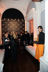 Atmosphere at the presentation of the Veuve Clicquot Business Woman Award 2010 held at the Institute of Contemporary Arts, 12 Carlton House Terrace, London on 23rd March 2010.  The winner was Laura Tenison - Founder and Managing Director of JoJo Maman Bebe.