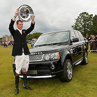 Jumping - Land Rover Burghley Horse Trials 2011