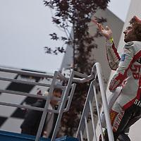 2011 MotoGP World Championship, Round 3, Estoril, Portugal, 1 May 2011, Marco Simoncelli