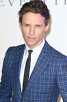 Eddie Redmayne, The Theory of Everything - UK film premiere, Leicester Square, London UK, 09 December 2014, Photo by Richard Goldschmidt