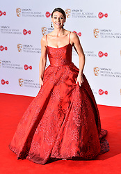 Suranne Jones arriving for the Virgin TV British Academy Television Awards 2017 held at Festival Hall at Southbank Centre, London. PRESS ASSOCIATION Photo. Picture date: Sunday May 14, 2017. See PA story SHOWBIZ Bafta. Photo credit should read: Matt Crossick/PA Wire