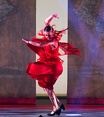 Sara Baras Ballet Flamenco 2nd July 2019
