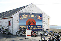 Bicycle Hire on Inis Mor the Aran Islands County Galway