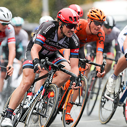 MUNSTER (GER) cycling  The last international race of the German cycling season is the Sparkasse Munsterland Giro. The start in 2016 was in Gronau and the finish after 20o km in Munster