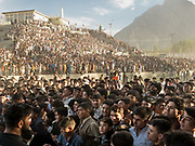 Pakistan's Independance Day celebration (14th August), on the Polo ground in Skardu town, Baltistan region.