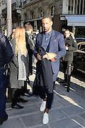 RIo Ferdinand - <br /> <br /> Louis Vuitton MEN AUTUMN WINTER 2017-2018 DURING THE FASHION WEEK OF PARIS, 19 JANUARY 2017 - FRANCE<br /> ©Exclusivepix Media