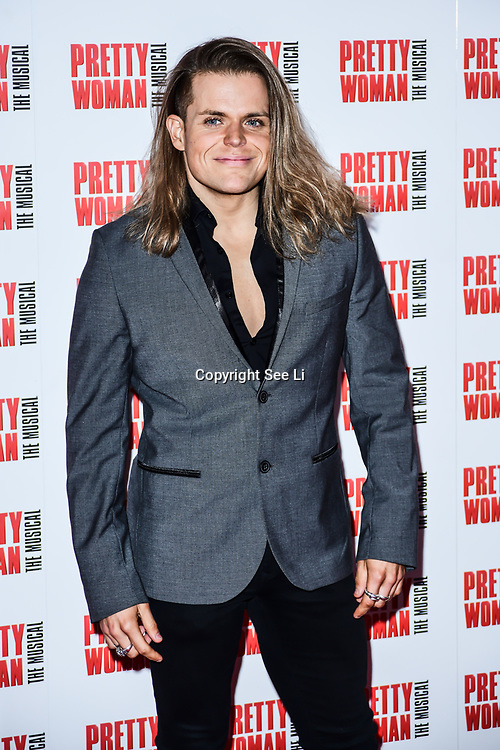 Giovanni Spano Arrivals at Pretty Woman The Musical press night at Piccadilly Theatre on 2nd March 2020, London, UK.