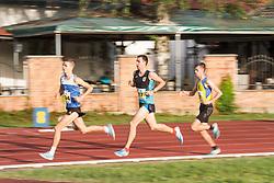 Matija Rizmal, Matej Sturm and Jan Kokalj compete during day 1 of Slovenian Athletics Cup 2019, on June 15, 2019 in Celje, Slovenia. Photo by Peter Kastelic / Sportida