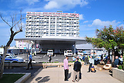 Israel, Haifa the entrance to Rambam Health Care Campus in Haifa, November 7, 2009