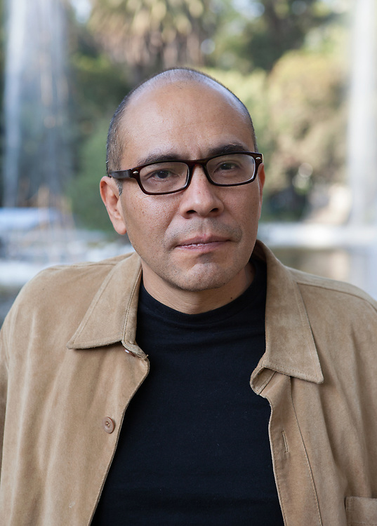"Mexico City, Mexico, January 10, 2018. Yuri Herrera, Mexican writer, the author of, among the other books, ""Trabajos del reino"" (Periférica 2003) and ""La transmigración de los cuerpos"" ((Periférica 2003). In 2003 he won with ""Trabajos del reino""  the Binacional de Novela Border of Words Prizwrize, and in 2009 in Spain the ""Otras voces, otros ámbitos"" Prize. Considered to be one of the most promising authors of Latin American fiction, Yuri Herrera currently teaches Latin American Literature at Tulane University, New Orleans.<br /> <br /> Città del Messico, Messico, 10 Gennaio 2018. Yuri Herrera, scrittore Messicano autore tra gli altri libri di: ""La ballata del re di denari"" (La Nuova Frontiera 2011) e ""La trasmigrazione dei corpi"" (Feltrinelli 2014). Con ""La ballata del re di denari"" ha vinto, nel 2003, il premio Binacional de Novela Border of Words, e nel 2009 in Spagna il premio ""Otras voces, otros ámbitos"". Considerato uno degli autori più promettenti della narrativa latinoamericana, Yuri Herrera attualmente insegna Letteratura Latino Americana alla Tulane University, New Orleans."