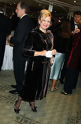 KAY SAATCHI at the Chain of Hope 10th Anniversary Ball held at The Dorchester, Park Lane, London on 1st November 2005.<br /><br />NON EXCLUSIVE - WORLD RIGHTS